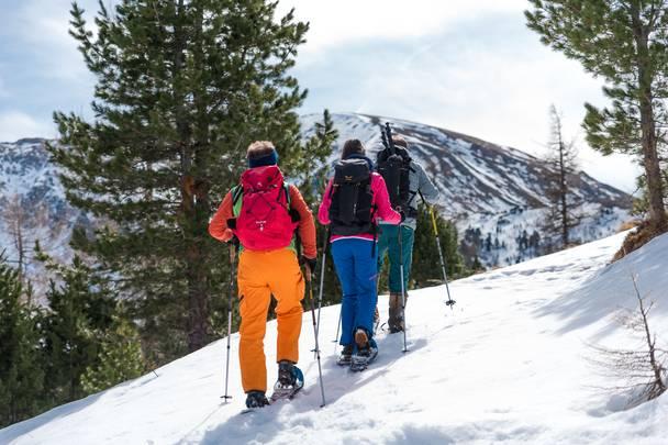 Turracher Hoehe_Schneeschuhwandern
