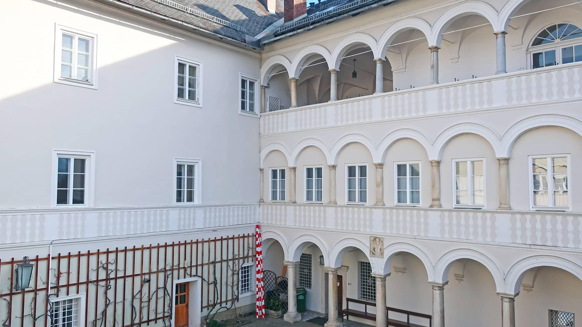 Kloster Wernberg c Kosmopoetin