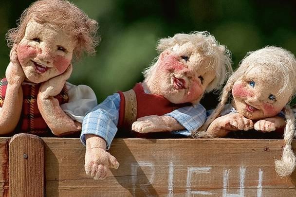 Elli Riehl Puppenwelt