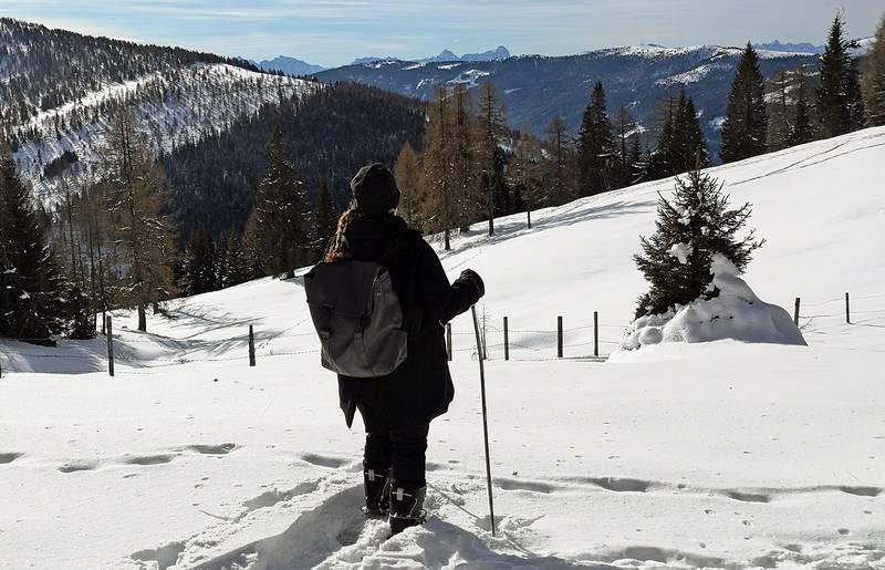 Schneeschuhwandern in Bad Kleinkirchheim