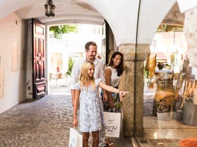 Shopping-Wochenende in Klagenfurt am Wörthersee