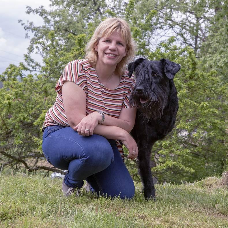 Ferienhaus Saak Alianne Oomen Urlaub Hund