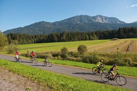 3-Länder Radreise durch Kärnten, Italien, Slowenien