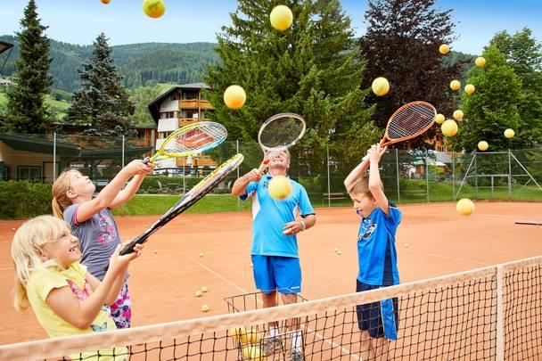 Tennis im Hotel Die Post in Bad Kleinkirchheim