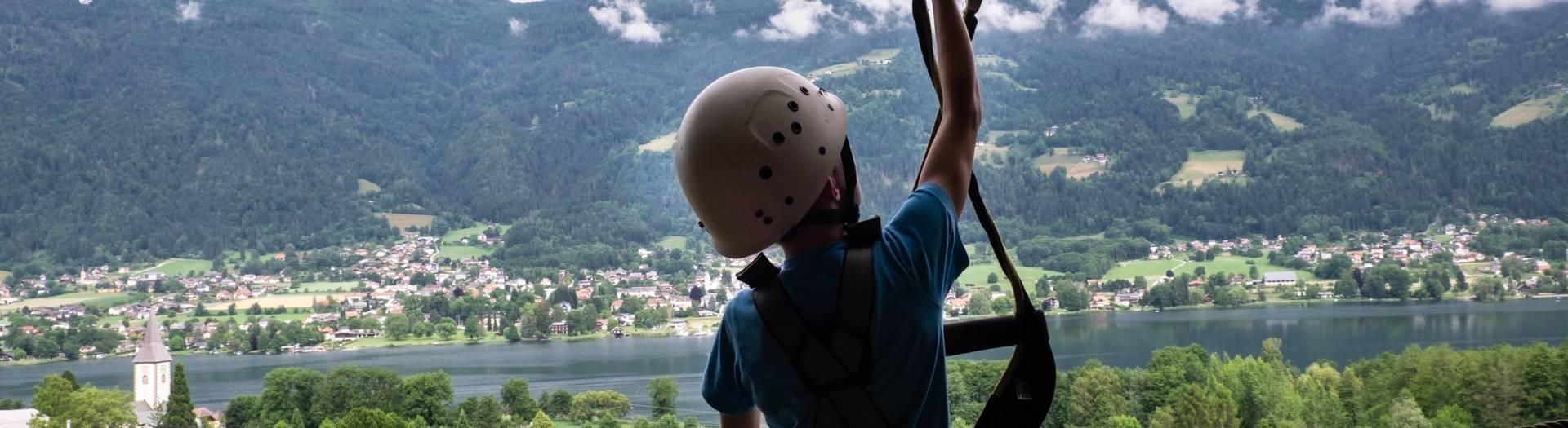 Kletterwald Ossiacher See