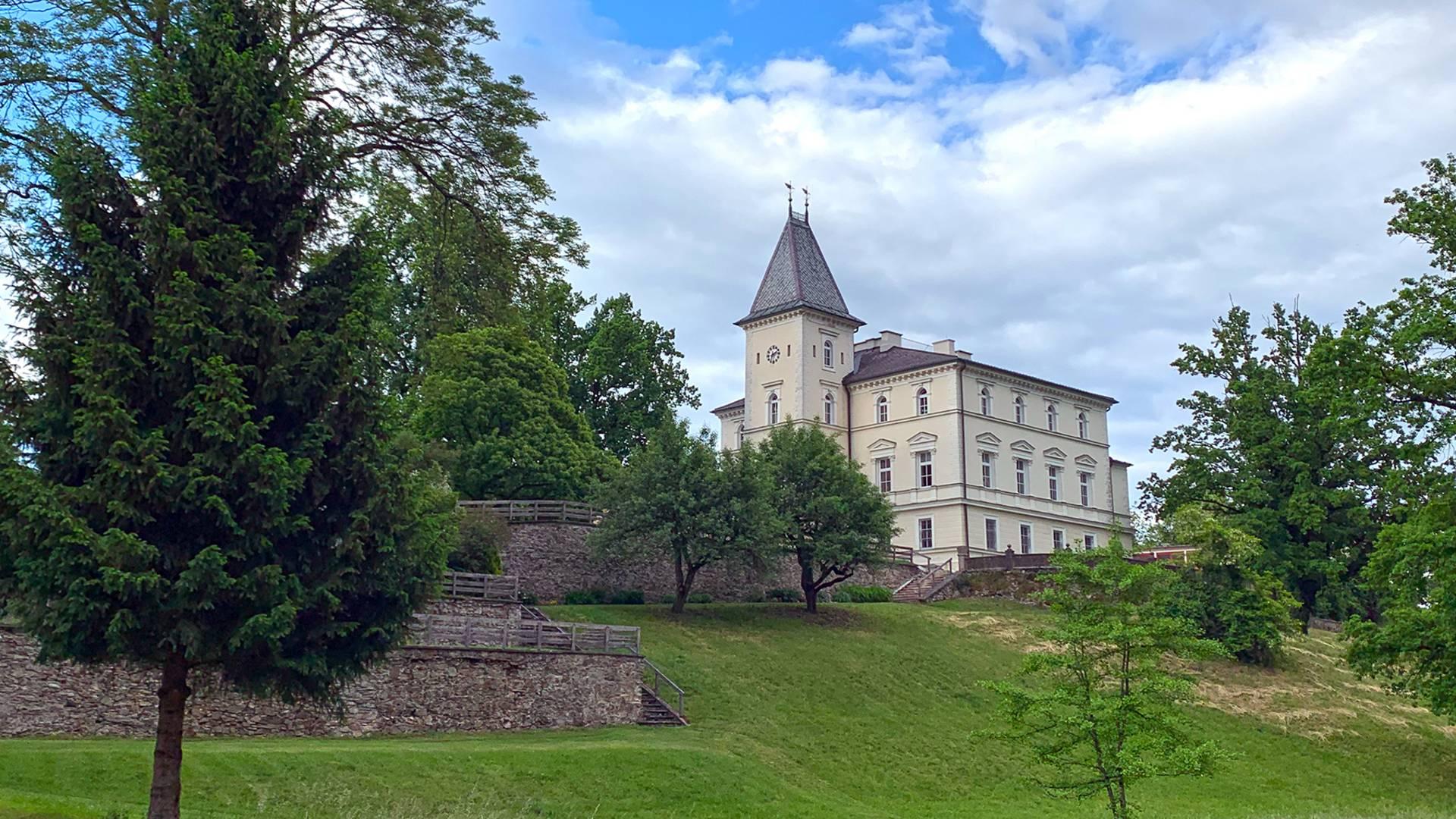 Schloss Krastowitz c Kosmopoetin