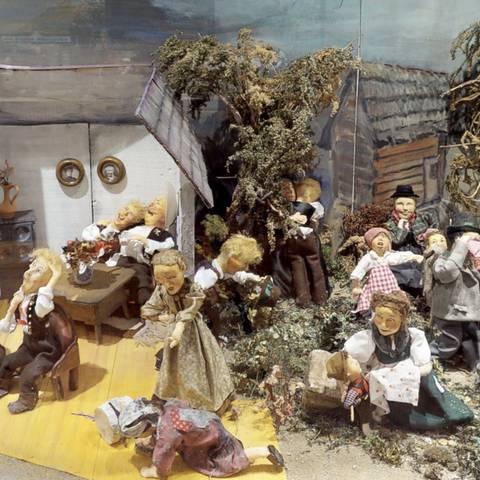 Puppenmuseum Knappenberg