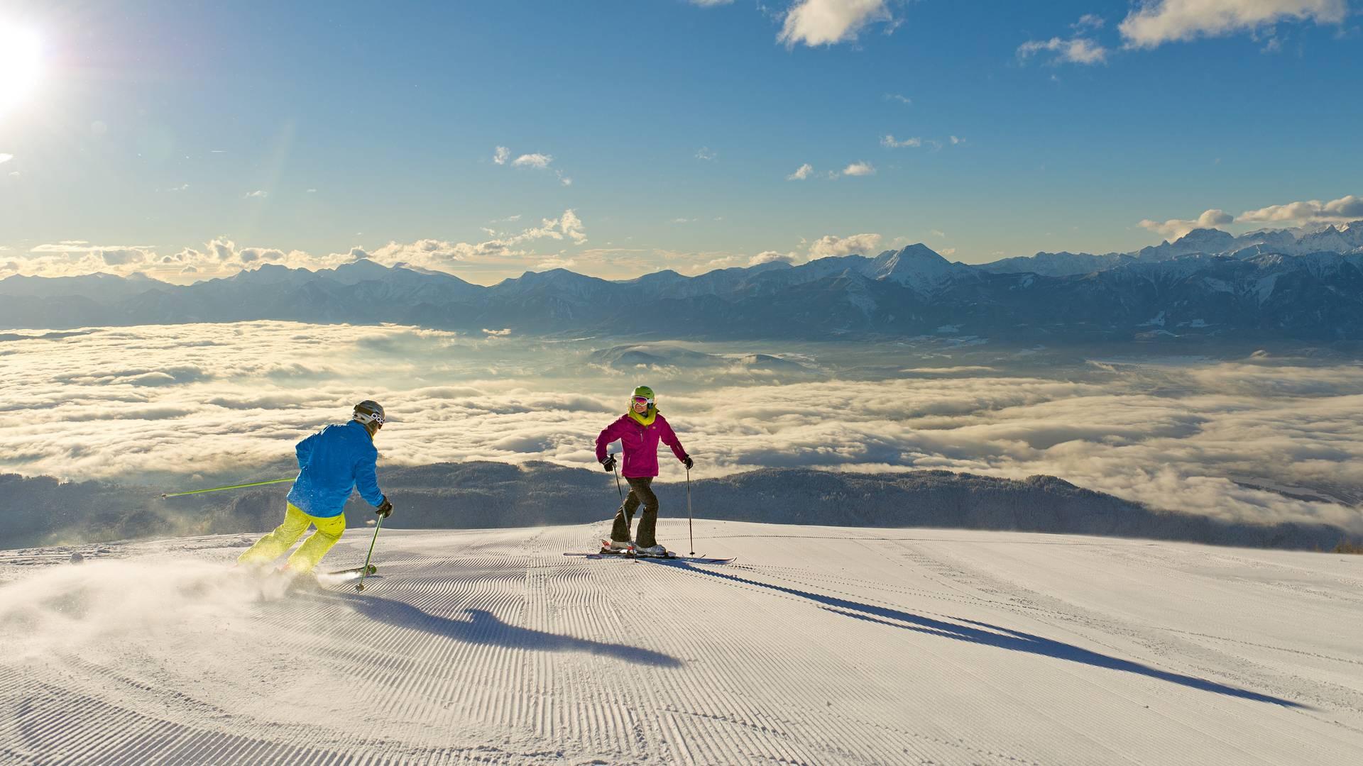 Gerlitzen Alpe Skigenuss
