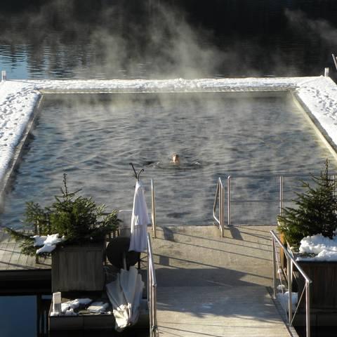 Hotel Kollers_Seebad im Winter