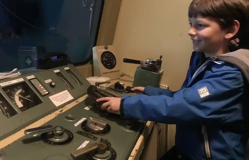 Museum St. Veit mit Eisenbahnsimulator