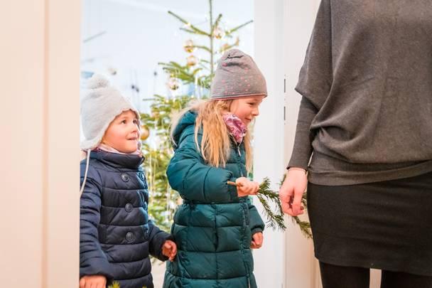 """Unschuldiger Kindertag beim Schappen oder """"Frisch und g'sund schlågn"""""""