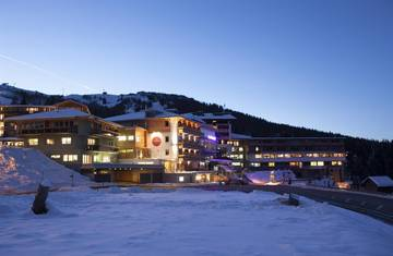 Hotel Nassfeld Winter