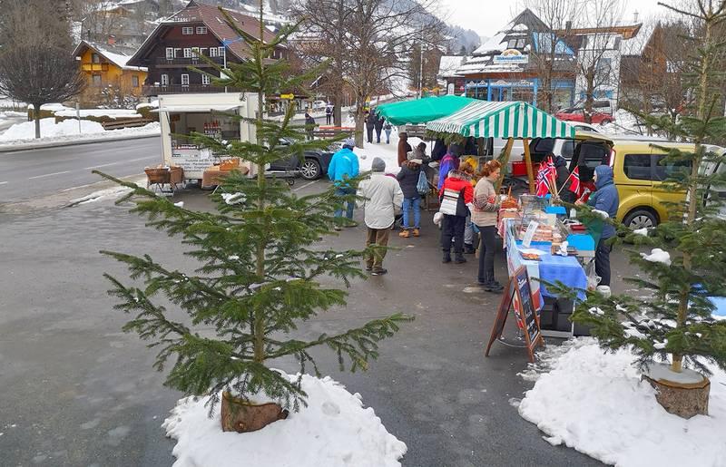 Markt in Bad Kleinkirchheim
