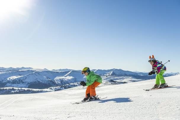 Katschberg Kinderskifahren c Franz Gerdl