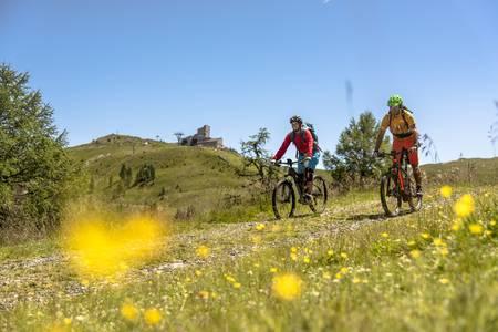 Bike-Urlaub im Herzen Kärntens