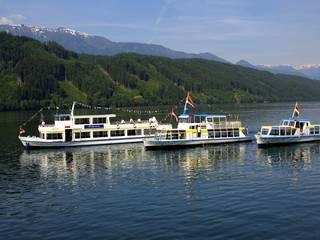 Schifffahrt Schuster   geöffnet bis 1. November