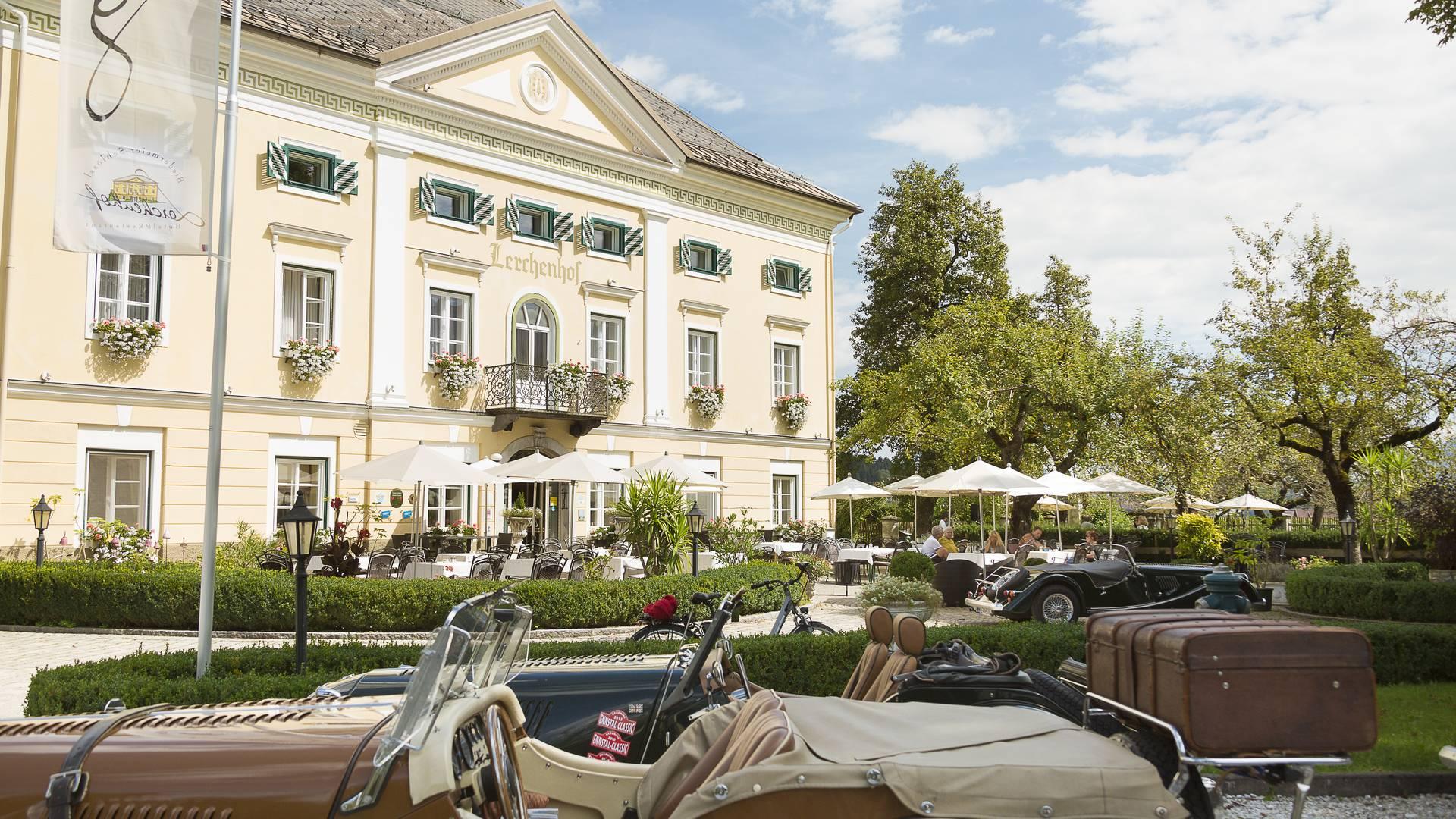 Cabriohotel Schloss Lerchenhof Hermagor