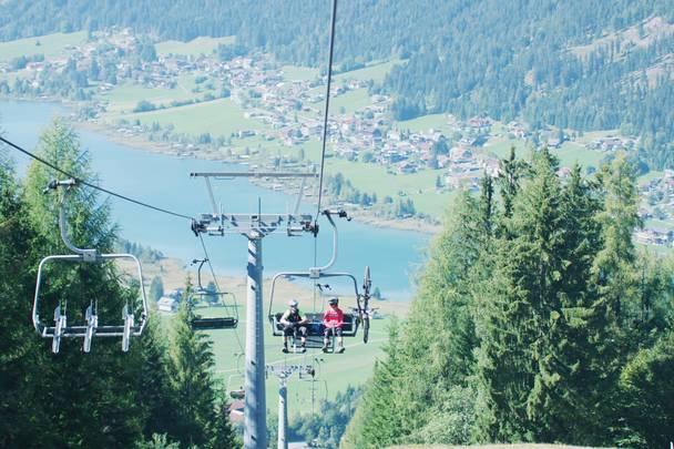 Sommerbergbahn Weissensee