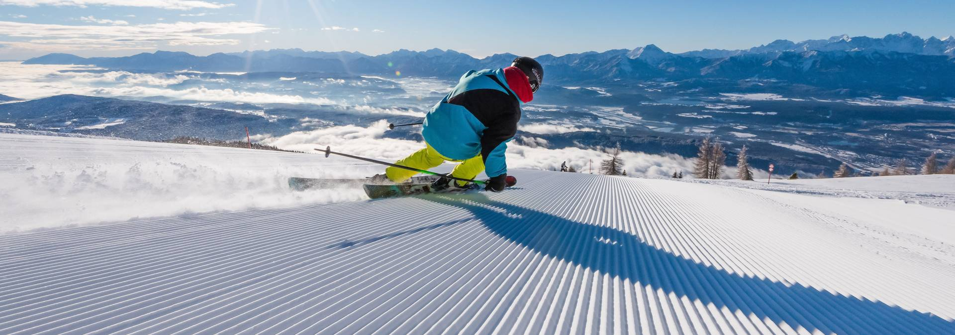 Region Villach_Ski Alpin