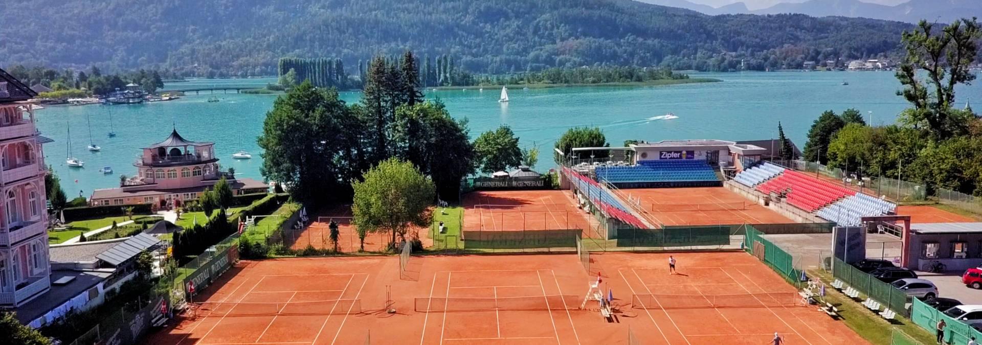Tennis in Pörtschach am Wörthersee