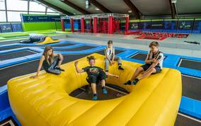 Inflatable Obstacles JUMP DOME