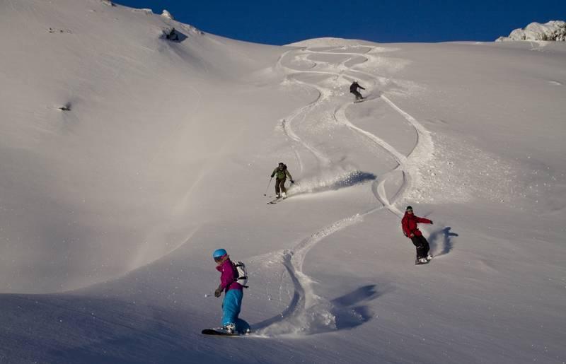 Ankogel Ski- und Snowboardgenuss