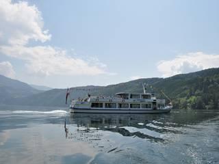 Millstätter See Schifffahrt   geöffnet bis 26. Oktober