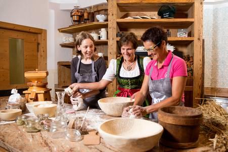Brot & Morendenweg Lesachtal