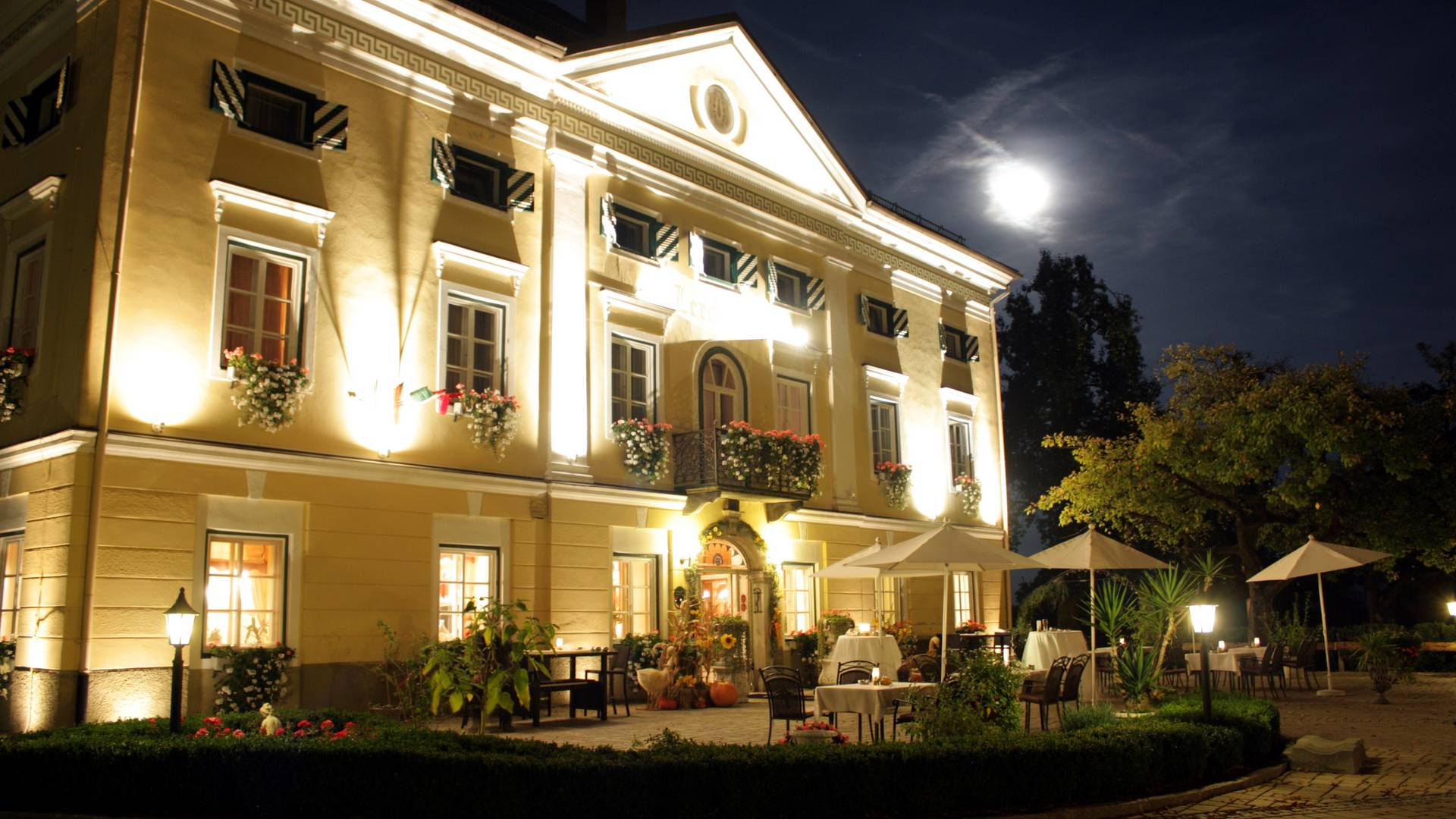 Hotel Schloss Lerchenhof Hermagor
