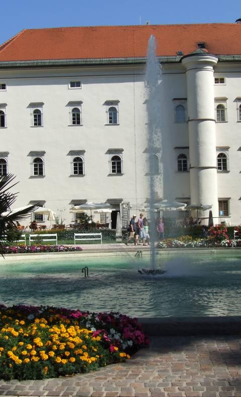 Schloss Porcia Spittal Archiv MTG