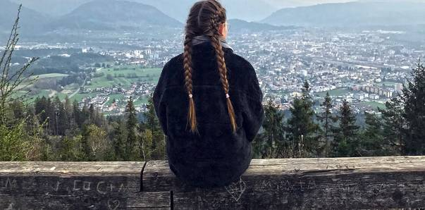 Jasmin Kreulitsch_Aussichtsplattform Dobratsch