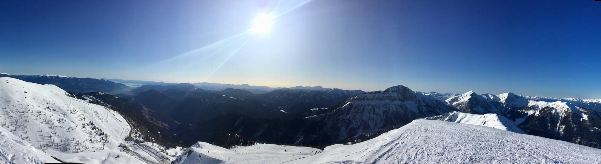 Goldeck Panorama