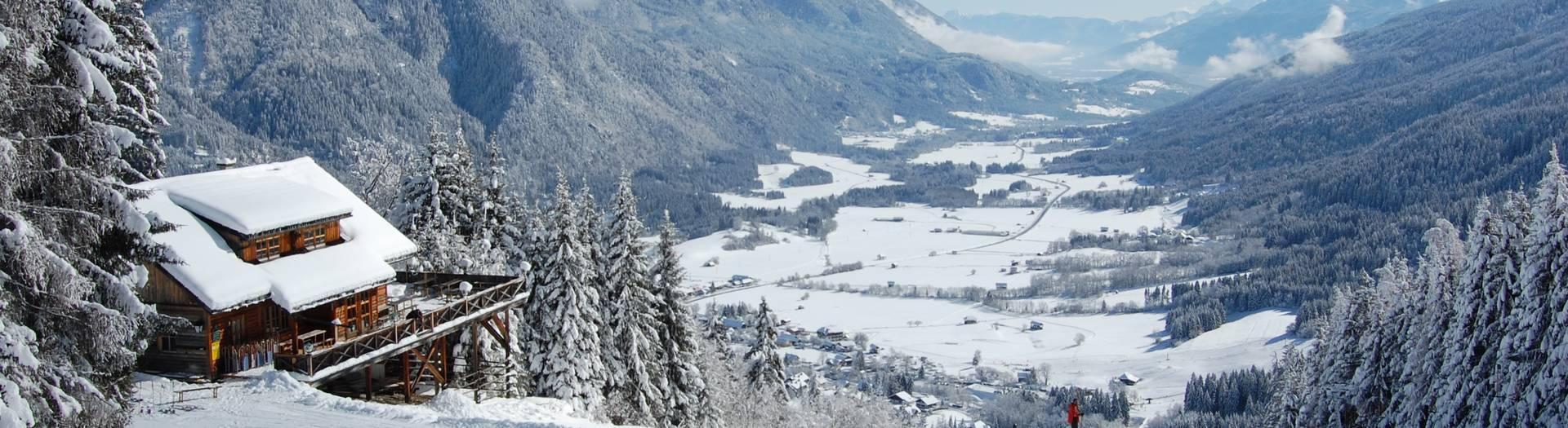 Familienskigebiet Weissbriach Ski for free