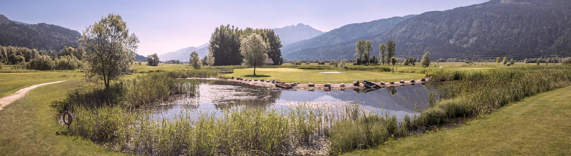 Nassfeld Golf