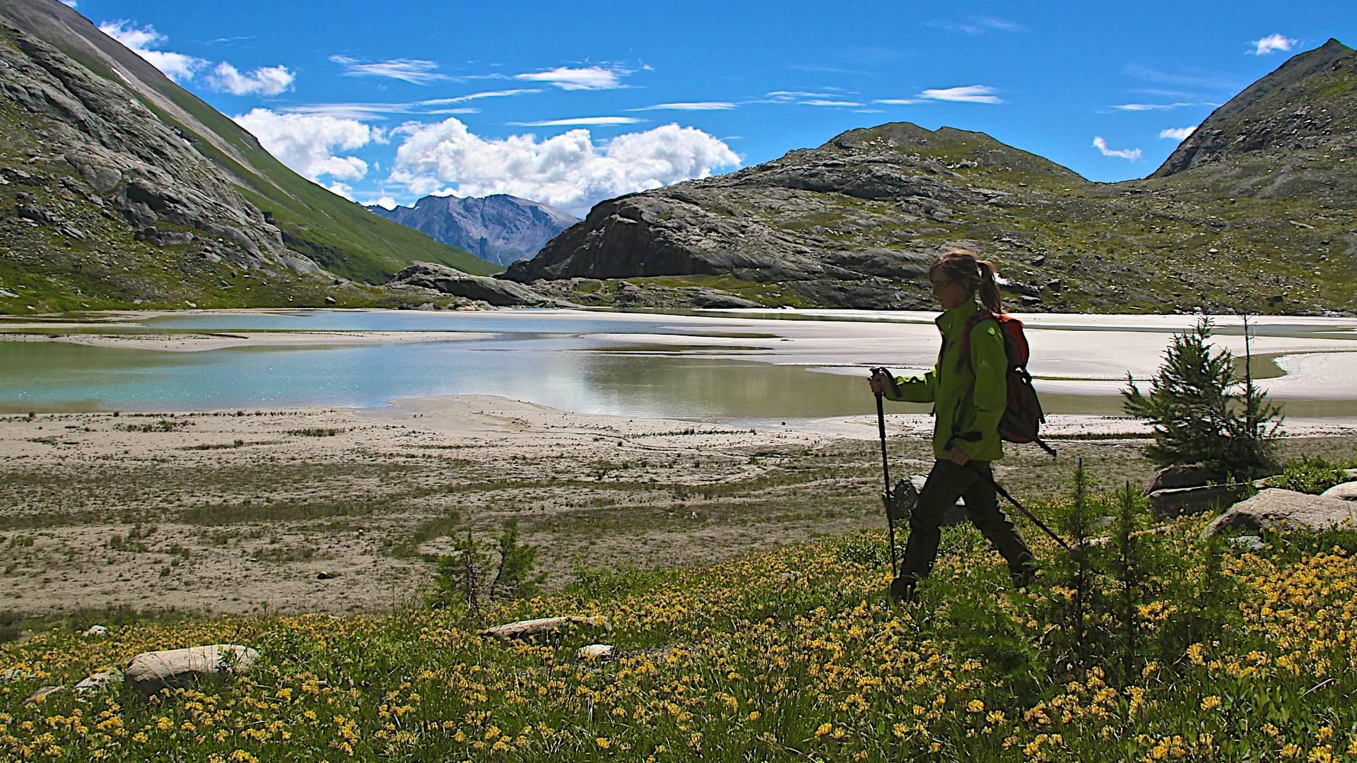 Alpe-Adria-Trail Sandersee