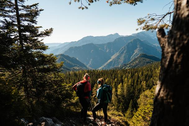 Kloepiner See - Südkärnten - UNESCO Global Geopark Wanderung Felsentore Uschowa Eisenkappel