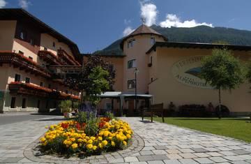 Ferienhotel Alber von Aussen