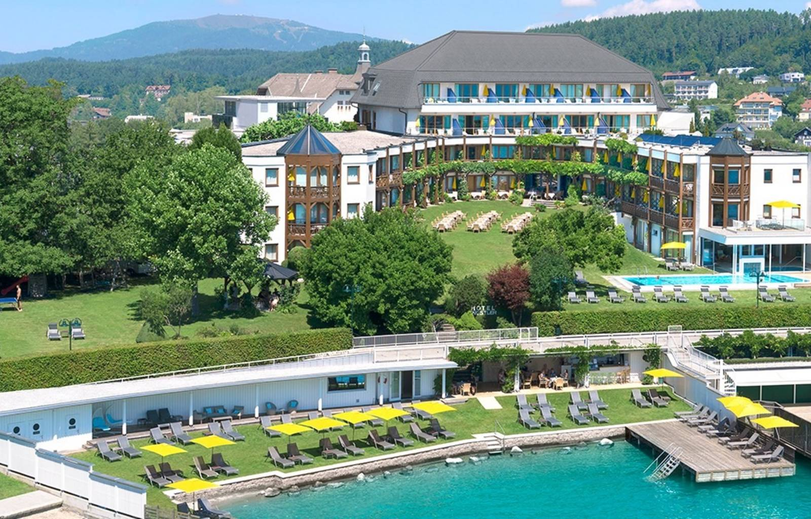 Seehotel Engstler in Velden am Wörthersee