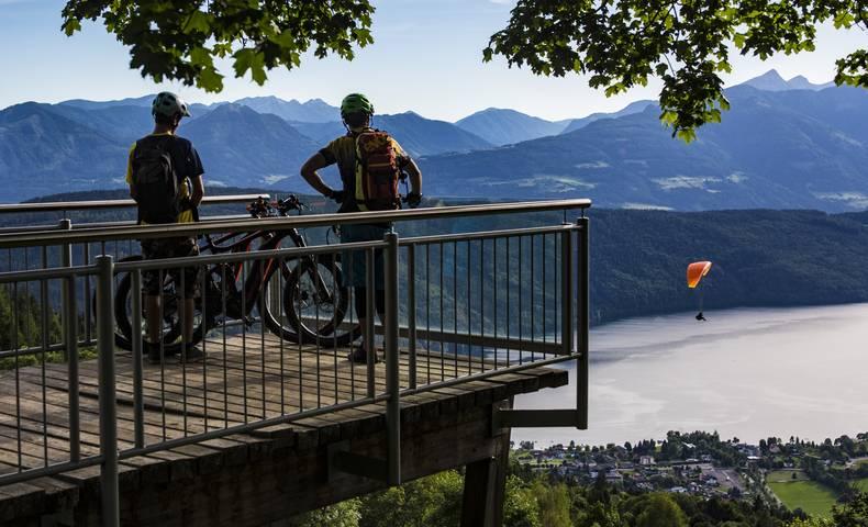 E Bike MTG Sternenbalkon