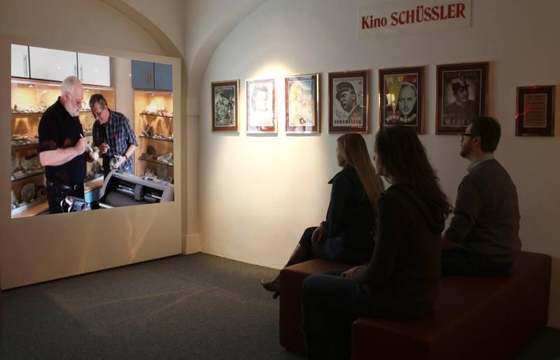 Museum im Lavanthaus Kino Sammler