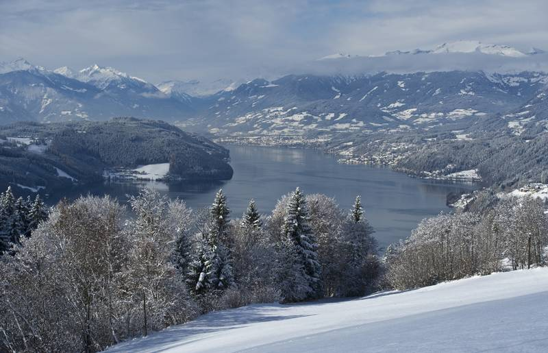 Skikarussell Millstätter See