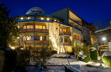 Hotel Moserhof Aussenansicht