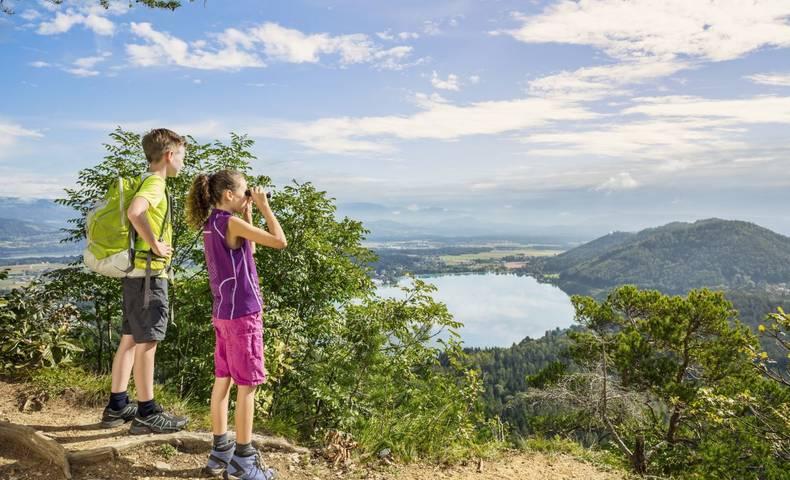 Gute Wanderaussichten für Jung und Alt