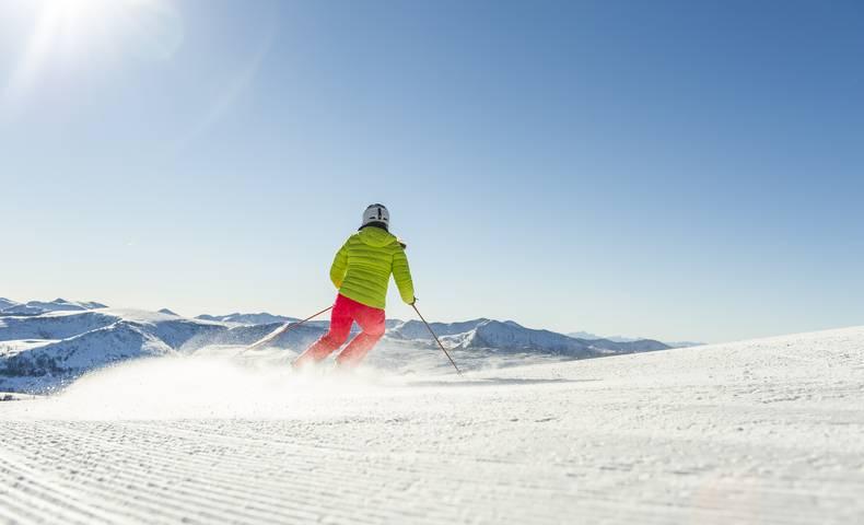 Advent Katschberg Skifahren am Katschberg