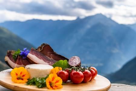 Slow Food Genuss in der Nationalpark-Region