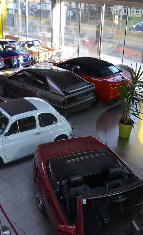 TAF TIMER Automuseum