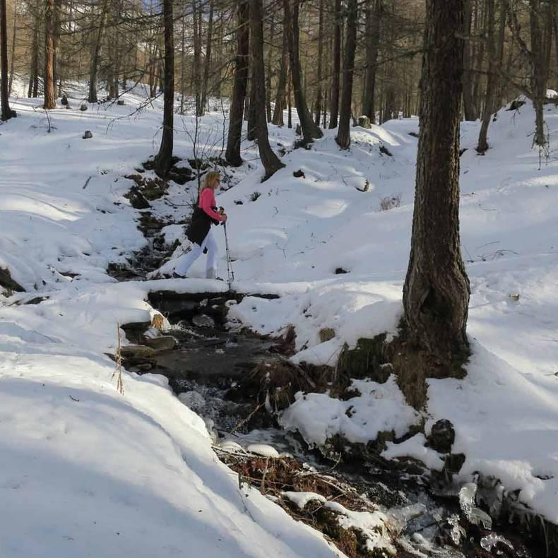 Heiligenblut Schneeschuhwandern c ReiseSpatz