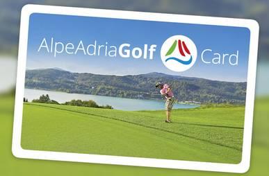 Alpe Adria Golf Card
