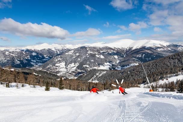 Skifahren in Bad Kleinkirchheim