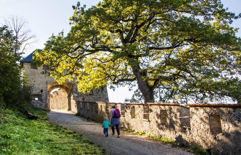 Wanderung zur Burg Hochosterwitz © pixelpoint multimedia